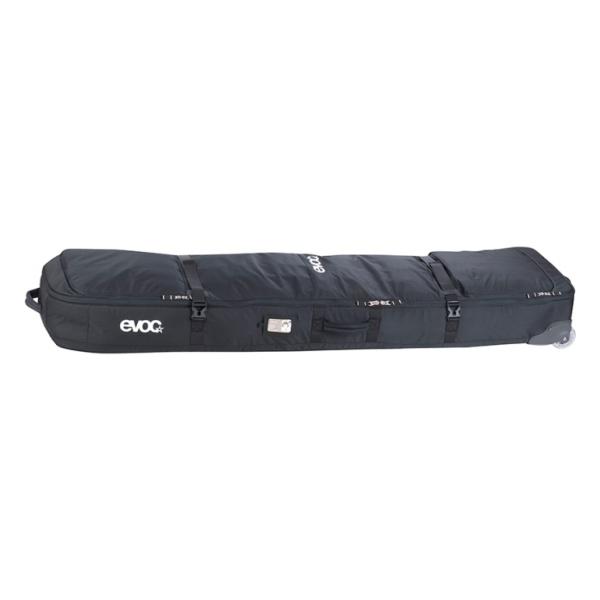 Чехол для горных лыж EVOC Snow Gear Roller черный L(175X39X20см).135л