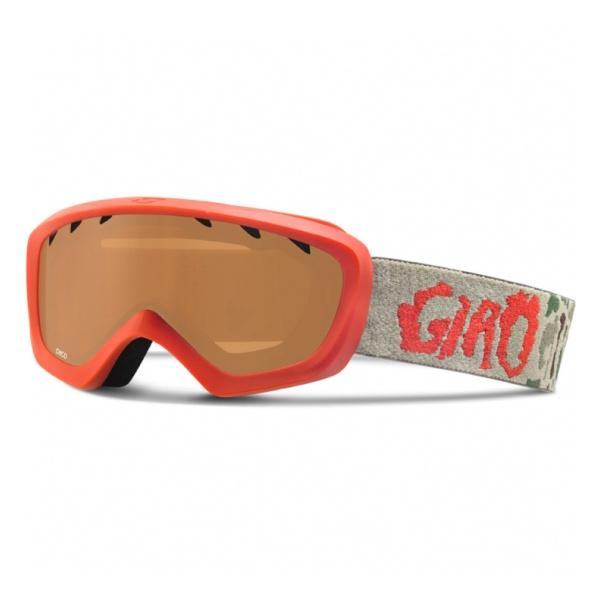 Горнолыжная маска Giro Giro Chico детская красный smoby детская горка king size цвет красный