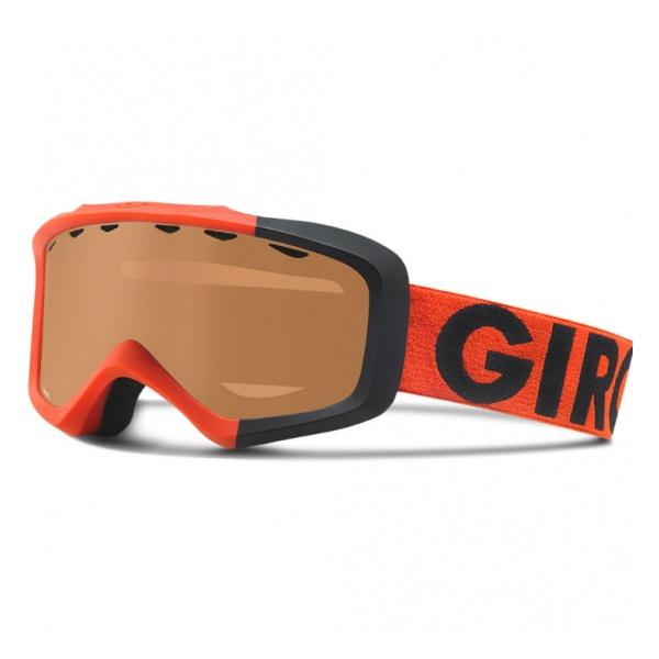 Горнолыжная маска Giro Grade юниор. красный