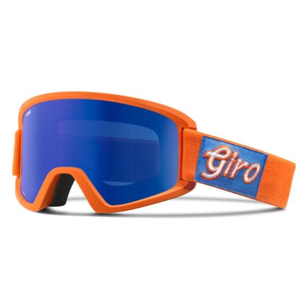 Горнолыжная маска Giro Giro Semi оранжевый