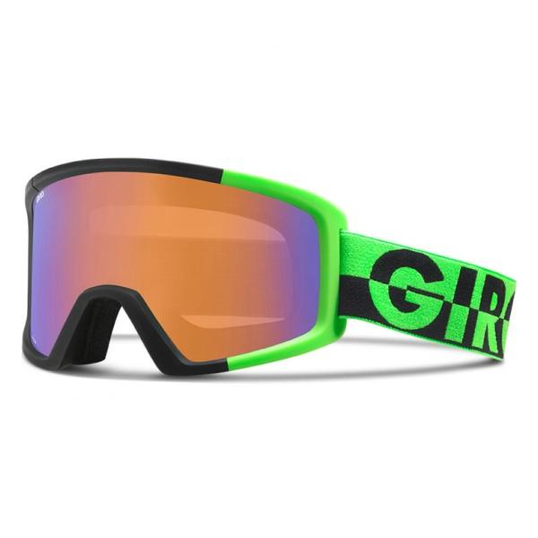 Горнолыжная маска Giro Blok светло-зеленый