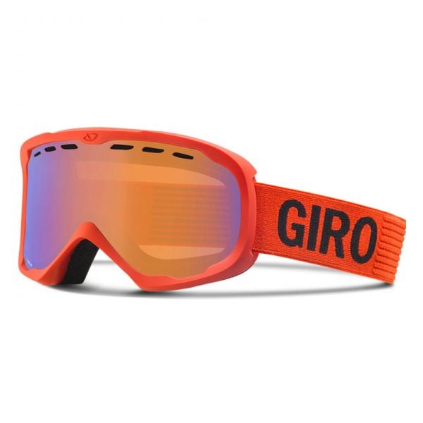 Горнолыжная маска Giro Focus красный