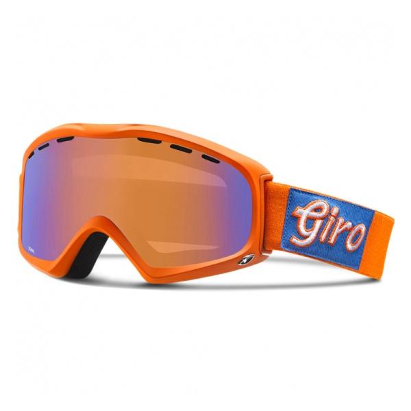 Горнолыжная маска Giro Giro Signal оранжевый горнолыжная маска giro giro signal оранжевый