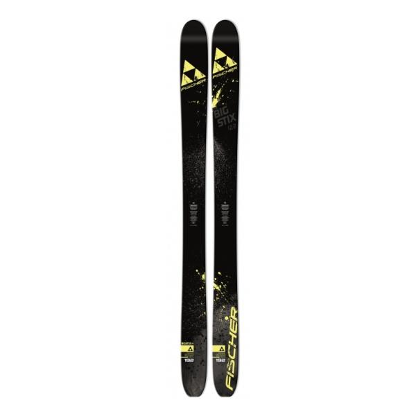Горные лыжи Fischer Fischer Big Stx 122 (15/16) fischer беговые лыжи fischer twin n sport