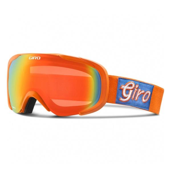 Горнолыжная маска Giro Compass оранжевый