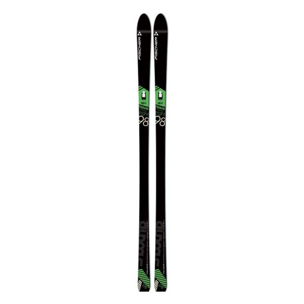 Купить Туристические беговые лыжи Fischer Sbound 98 Crown