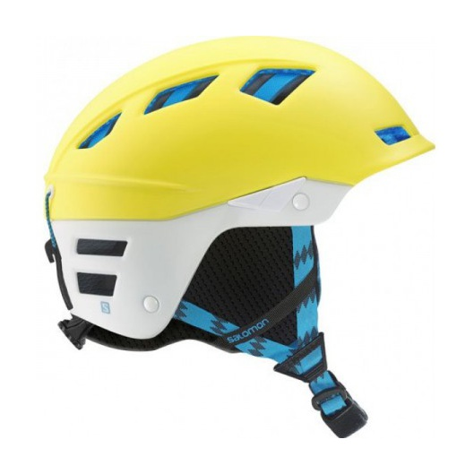 Горнолыжный шлем Salomon MTN LAB желтый L(59/62)