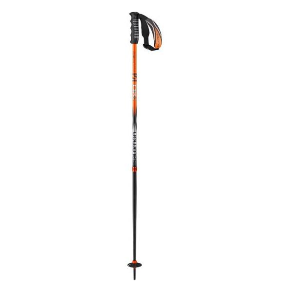 Горнолыжные палки Salomon X 10 черный 125