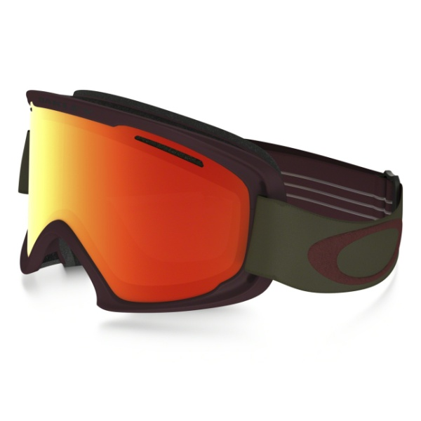 Горнолыжная маска Oakley Oakley O2 Xm черный oakley airbrake mx herlings signature series goggles orange frame fire iridium lens