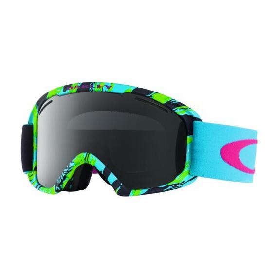 Горнолыжная маска Oakley 2 Xl голубой