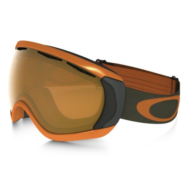 Горнолыжная маска Oakley Canopy оранжевый