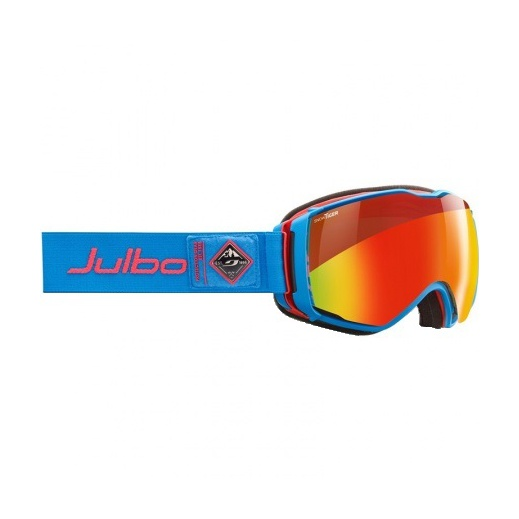 Горнолыжная маска Julbo Aerospace голубой