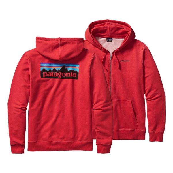 Толстовка Patagonia P6 Logo Midweight Full-Zip Hoody