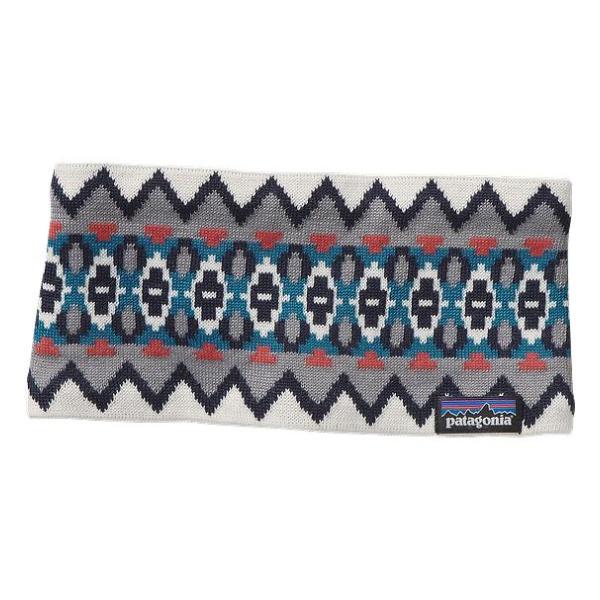Patagonia Patagonia Lined Knit Headband белый patagonia merino 3 midweight zip neck