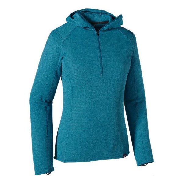 Купить Футболка Patagonia Capilene Thermal Weight Zip Hoody женская