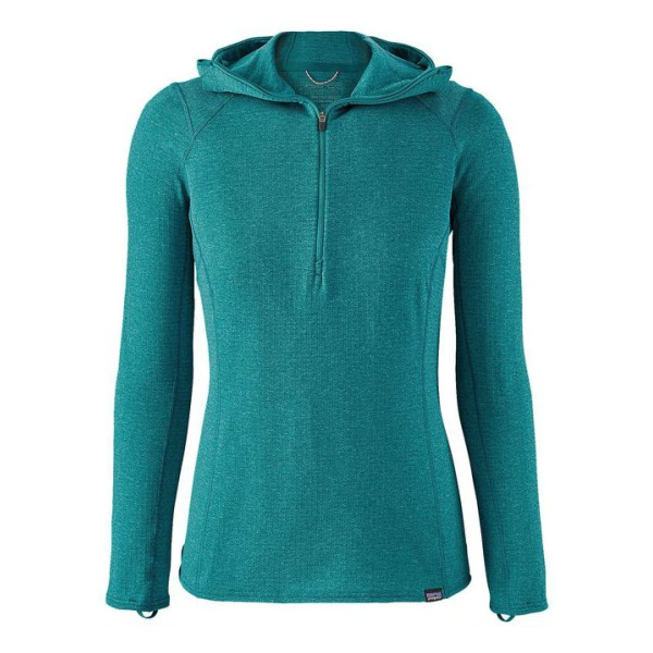 Купить Футболка Patagonia Capilene Thermal Weight Zip Hoody женская