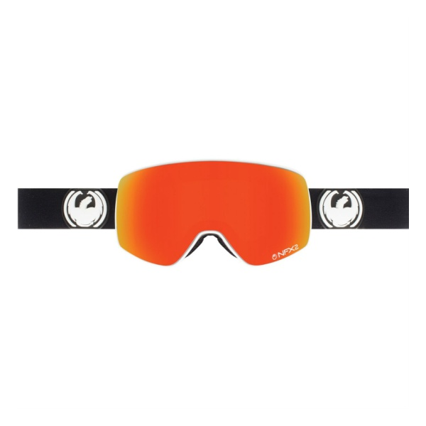 Горнолыжная маска Dragon optical NFX2 красный