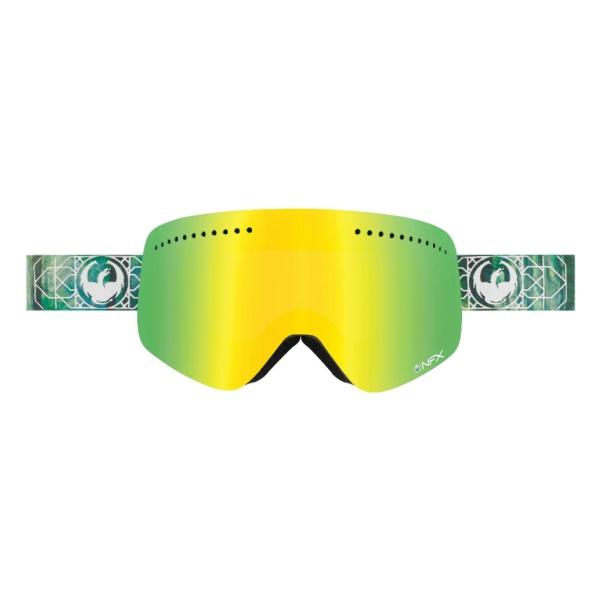 Горнолыжная маска Dragon optical NFX желтый