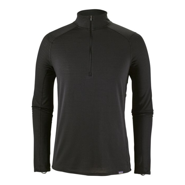 Купить Футболка Patagonia Capilene Thermal Weight Zip Neck