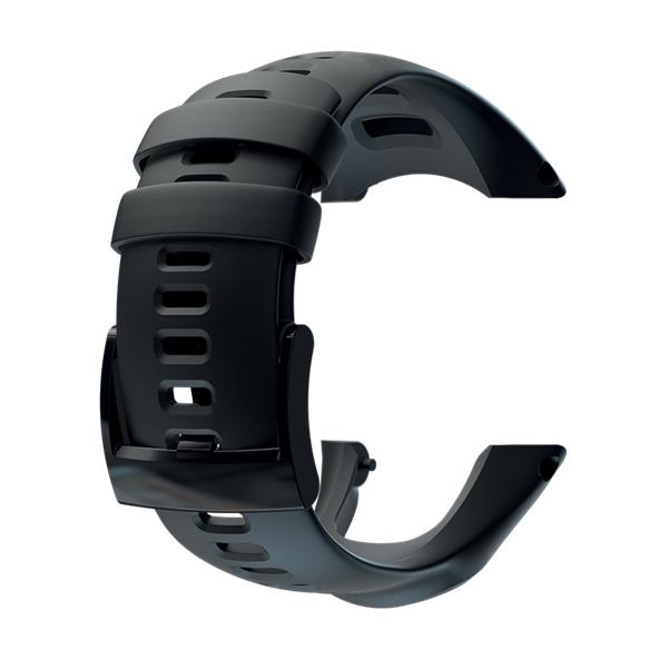 Ремешок Suunto Ambit3 Sport черный умные часы suunto ambit3 sport black ss020681000