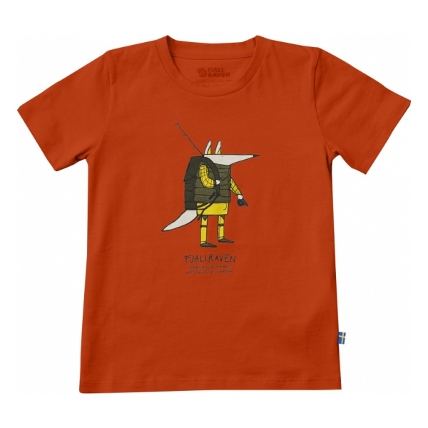 Футболка FjallRaven Kids Trekking Fox T-Shirt детская