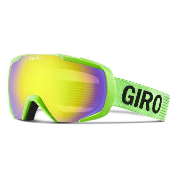 Горнолыжная маска Giro Onset светло-желтый