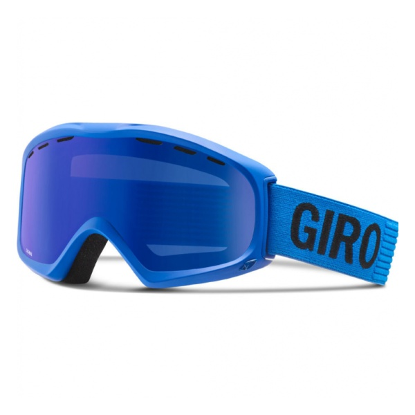 Горнолыжная маска Giro Signal темно-голубой