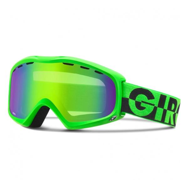 Горнолыжная маска Giro Signal светло-зеленый