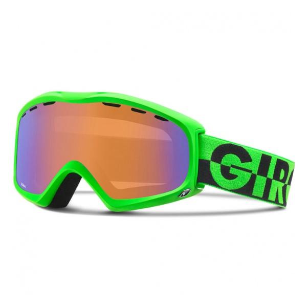 Горнолыжная маска Giro Giro Signal светло-зеленый горнолыжная маска giro giro signal оранжевый