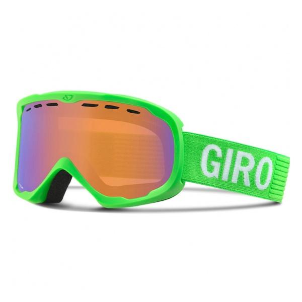 Горнолыжная маска Giro Focus светло-зеленый