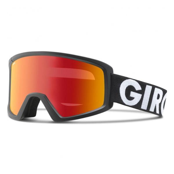 Горнолыжная маска Giro Giro Blok черный горнолыжная маска giro giro blok светло зеленый large