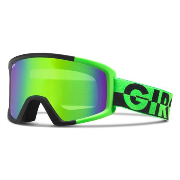 Горнолыжная маска Giro Giro Blok светло-зеленый