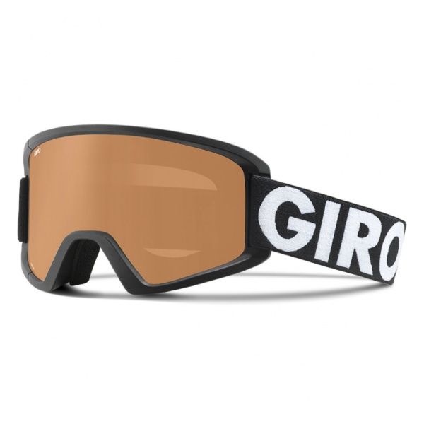 Горнолыжная маска Giro Semi черный MEDIUM