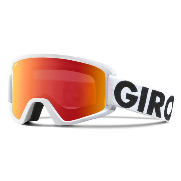 Горнолыжная маска Giro Semi белый