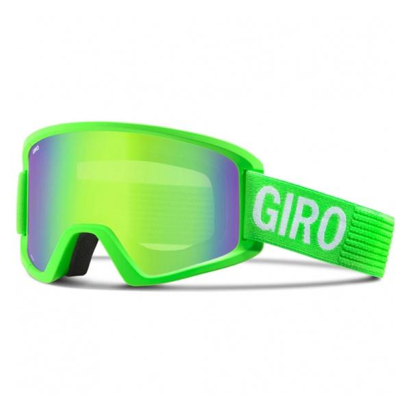 Горнолыжная маска Giro Giro Semi светло-зеленый