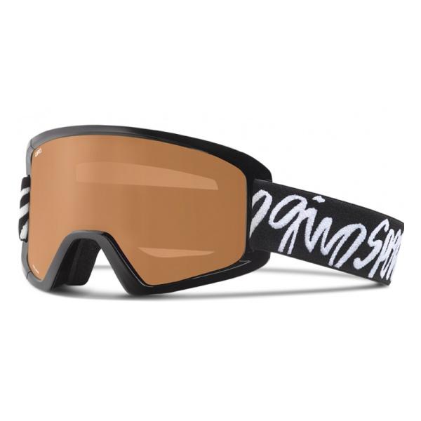 Горнолыжная маска Giro Giro Dylan женская черный горнолыжная маска giro giro gaze женская темно серый medium