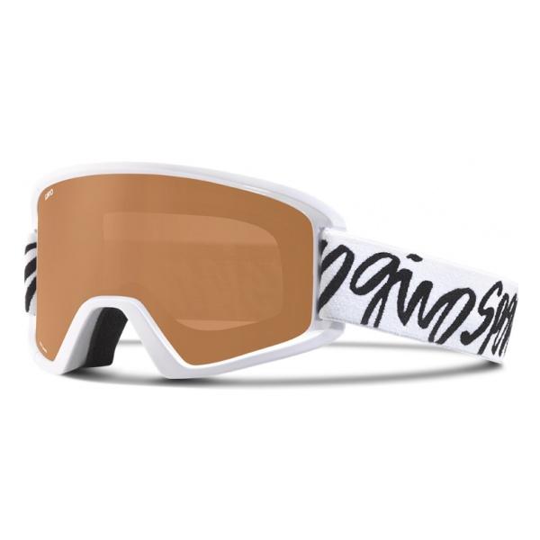 Горнолыжная маска Giro Giro Dylan женская белый линза для маски женская roxy isis bas lns orange