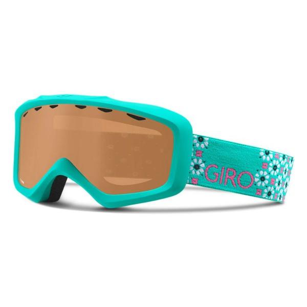 Горнолыжная маска Giro Giro Charm женская голубой anon маска сноубордическая anon helix 2 0 non mir yellow amber fw18 one size