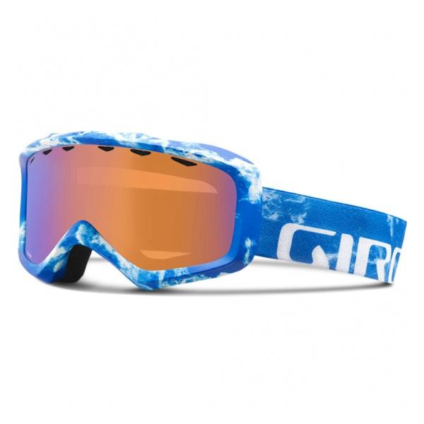 Горнолыжная маска Giro Grade юниор. темно-голубой