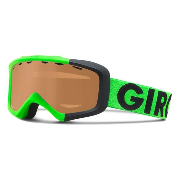 Горнолыжная маска Giro Grade Юниор. светло-зеленый