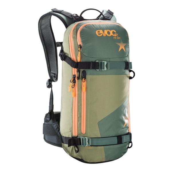 Рюкзак EVOC FR Day женский зеленый M/L.16л