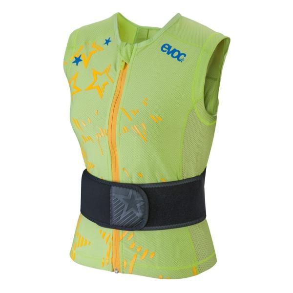 Защита спины EVOC Protector Vest Lite женская зеленый S