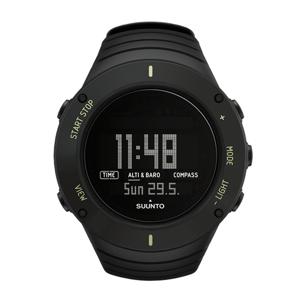 Часы Suunto Core Ultimate черный