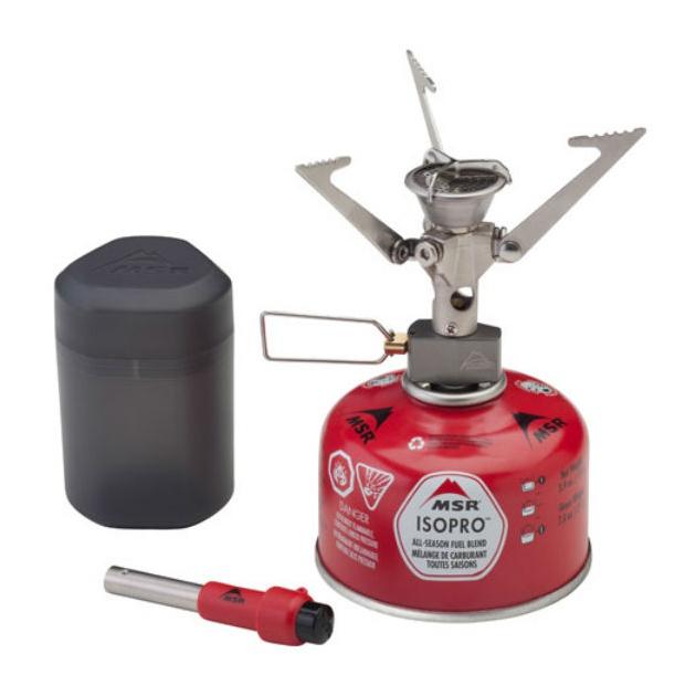 Газовая горелка Msr Microroket