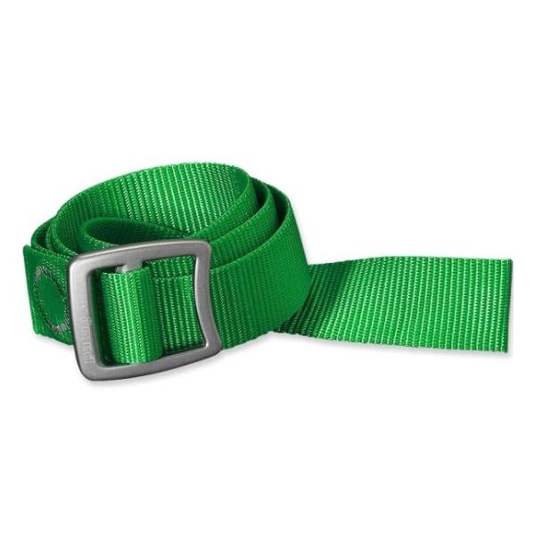 Ремень Patagonia Tech Web Belt зеленый