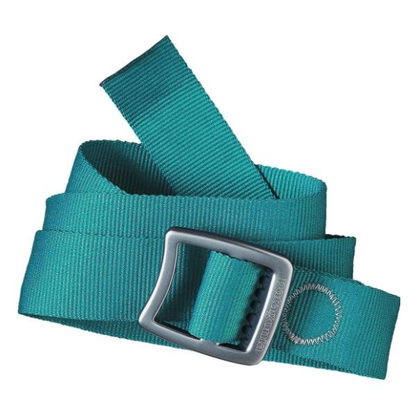 Ремень Patagonia Tech Web Belt голубой