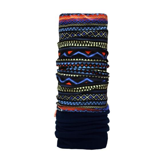 Бандана WDX Polar Headwear темно-синий 53/62