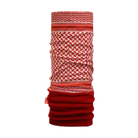 Бандана WDX Polar Headwear красный 53/62