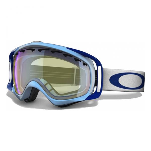 Горнолыжная маска Oakley Crowbar голубой
