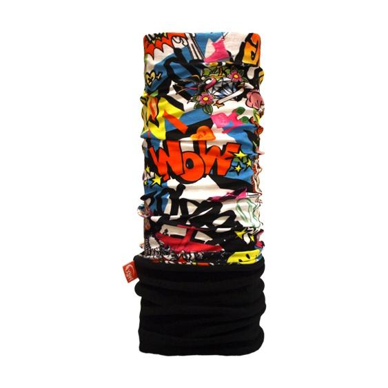 Бандана WDX Polar Headwear Junior разноцветный 50/55